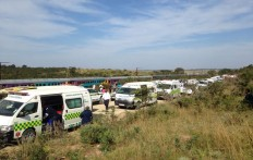 Dozens trapped as trains collide in Eastern Cape - Times LIVE