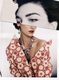 Arizona Muse: Vogue Italia, March '12 (NSFW) > photo 1840008 > fashion picture