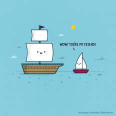 Friend.Ship by NaBHaN on DeviantArt