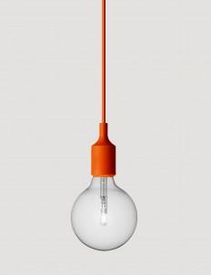 E27 - Modern Scandinavian Design Pendant Lamp by Muuto - Muuto