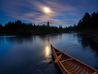Allagash River Picture – Landscape Wallpaper - National Geographic Photo of the Day