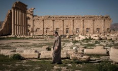 Photos of Palmyra before Islamic State Got to It