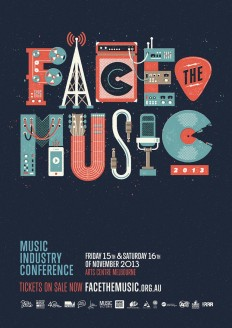 Face The Music 2013 on Inspirationde