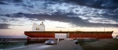 Using Oil-Tankers For Cities Extensions – Fubiz™