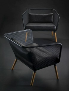 designvanilla: Honken armchair by Thomas... - The captn