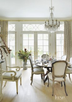 A Georgian-Style Greenwich Estate with Classic Style | LuxeWorthy - Design Insight from the Editors of Luxe Interiors + Design