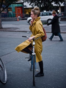 Helsinki Cycle Chic Photo Shoot | Flickr - Photo Sharing! | Cycling | Pinterest