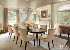 A 1934 Austin Manse With an Illustrious History | LuxeWorthy - Design Insight from the Editors of Luxe Interiors + Design