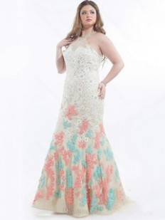 Plus Size Prom Dresses, Big Prom dresses - msdress.co.uk