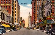 Main Street, Memphis | Postcard Roundup