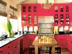 Tickled Pink: Sexy Kitchens for Grown-Up Girls (and Boys) | Apartment Therapy