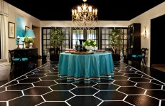 House of Turquoise: Glitz and Glamour Galore
