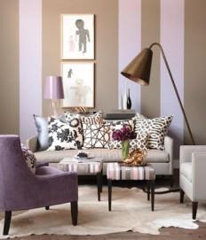 Karen Sugarman Designs: Pastels for Spring – No Shrinking Violets