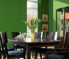 El color verde en la decoración - Decoración de Interiores   OpenDeco