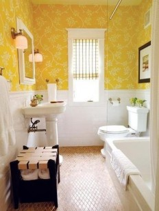 A Welcoming Loo: Greening the Guest Bathroom | Apartment Therapy