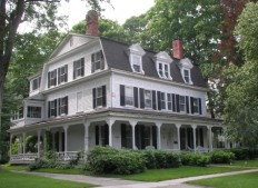 The Stebbins-Hammatt House (1795) | Historic Buildings of Massachusetts