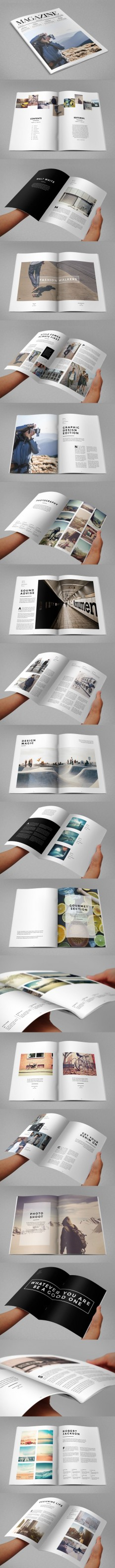 Pin by AbraDesign on Magazines | Pinterest