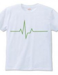 [T-shirt] ECG : WALRUS [Simple] | Hoimi -design T-shirts Market-