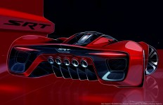 SRT going digital with Tomahawk Vision Gran Turismo concept | Driving