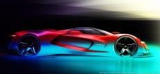 FCA US LLC LOOKS 20 YEARS INTO THE FUTURE WITH SRT TOMAHAWK VISION GRAN TURISMO | Conceptcarz.com