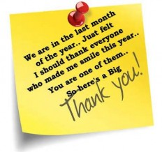 30 + Wonderful Collection Of Thank You Quotes | Picpulp