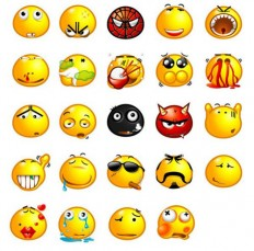 Top 30 Emoticons For Facebook And Skype | Picpulp