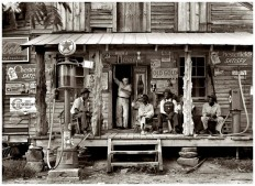 Country Store, Gordonton, North Carolina 1939 - Pixdaus