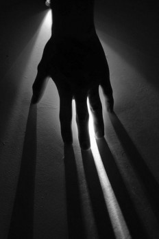 Killer hand:O) | Shadows! | Pinterest