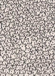 Kitten pattern in Patterns