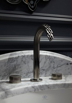 american standard splashes out 'DXV' line of 3D printed metal faucets | Product Design | Pinterest