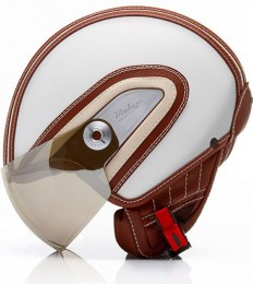 Le casque jet Hugo Boss v.2 par Nexx Helmets /// Hugo Boss vintage motorbikes helmet by Nexx | Product Design | Pinterest