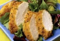 Parmesan-Crusted Chicken :: Recipe Kitchen