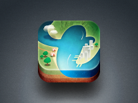 geo app icon by Cole Rise