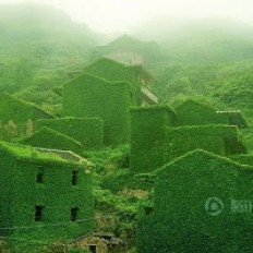 An Abandoned Fishing Village on Shengshan Island, China | Photographist