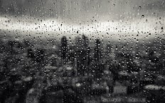 Raindrop on Window - Photography Wallpapers