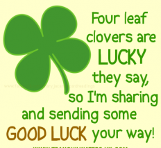 30+ Best Collection of Good Luck Quotes