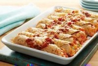 Weight Watchers Recipes - Fiesta Chicken Enchiladas