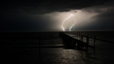 Storm Lightning - Photography Wallpapers