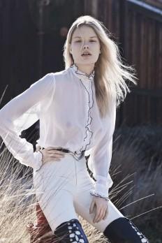 Alena Blohm by Liz Collins