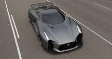 Nissan Concept 2020 Vision Gran Turismo - Car Body Design