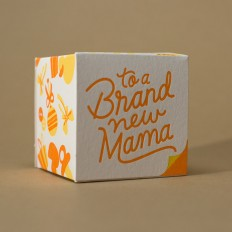 FPO: Brand New Mama Gift Box & Onesie