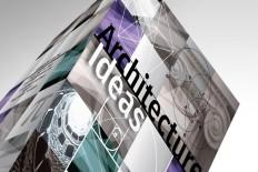 Architecture Ideas Pocket Folder Design Template