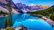 Moraine Lake Landscape - Photography Wallpapers