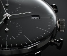 Junghans Watch (CGI) on Behance | AWESOME DESIGN INSPIRATION | Pinterest
