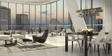Brickell Heights - Residential High-rise - Miami, Florida, United States