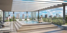 Le Parc at Brickell- Residential High-rise - United States - Miami Beach, Florida