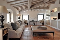 Italian Living Rooms Design - Home Interiors And Exterior