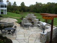 Patio Designs Concepts For Backyard Patio - Home Interiors And Exterior