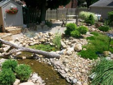 Landscaping Rocks Using In This Landscaping Project - Home Interiors And Exterior