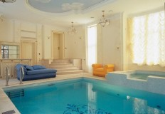 Indoor Swimming Pools - Home Interiors And Exterior